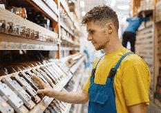 Hardware Store Shopping